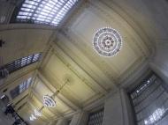 Vanderbilt Hall Grand Central Terminal, New York, NY United States, © 2016 Bob Hahn, OM-D/EM-1 OLYMPUS 8mm Lens at 8 mm, ISO: ISO 1000 Exposure: 1/30@f/5.6